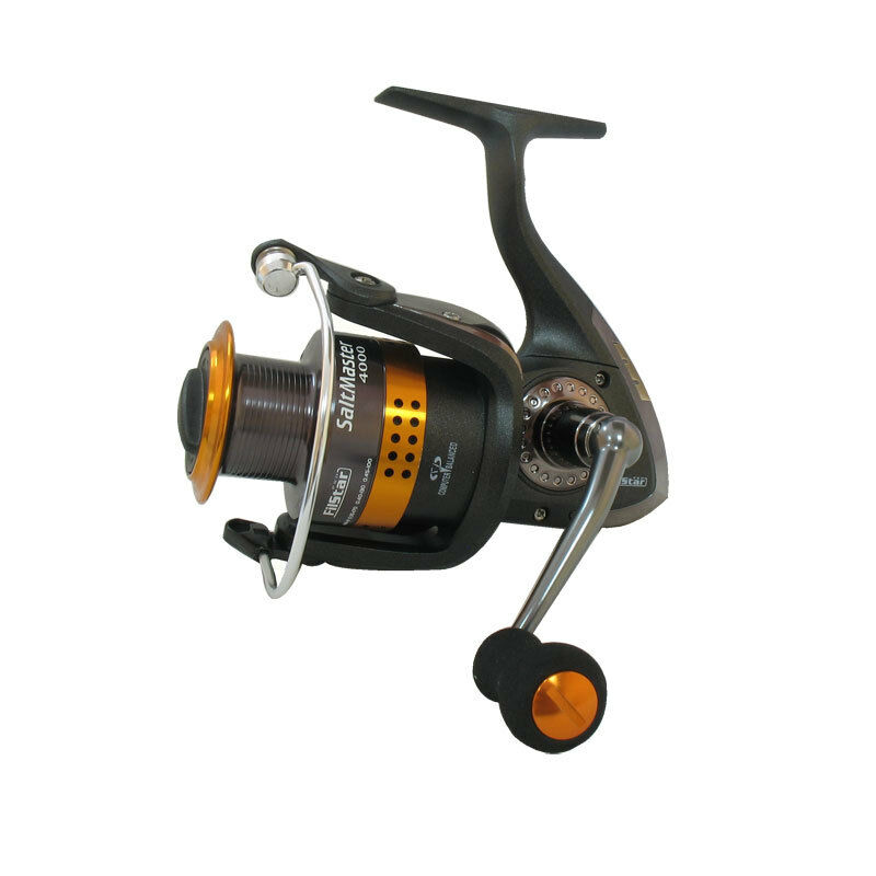 New SaltMaster Sea Fishing Reel Aluminium Spool Saltwater Saltwater Saltwater Sea Boat Beach Casting a23c90