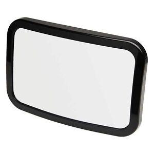 Large-Adjustable-Baby-Car-Seat-amp-Child-Safety-Parent-View-Travel-Mirror-BLACK