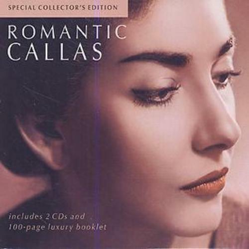 Maria Callas : Romantic Callas CD (2001)