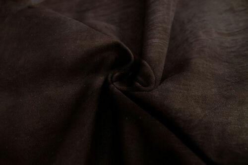 Ganze Lederhaut Schafsnubuk echtes Leder ca.0,5m² strukturiert weich FARBAUSWAHL