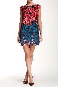 Cynthia-Steffe-Sleeveless-Floral-Shift-Dress-Dress-sz-2-NWT-274