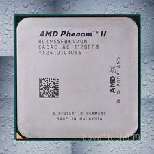 AMD Phenom II X4 955 Quad-Core CPU HDZ955FBK4DGM 3.2 GHz 667 MHz Socket AM3
