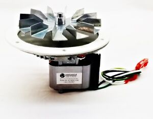 Enviro-Fire-Combustion-Exhaust-Blower-Motor-Kit-EF-901-4-3-4PD-PH-UNIVCOMBKIT-P