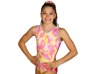 NEW Freestyle Gymnastics Leotard by Snowflake Designs
