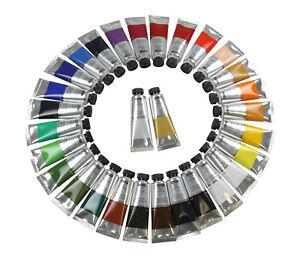 Magi® Premium Künstler Ölfarben, Freie Farbwahl aus 30 Farbtönen à 50ml