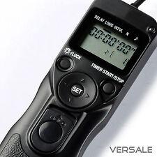 Timer Fernbedienung für Canon EOS 1100D 700D 650D 600D 550D RS-60E3 Auslöser