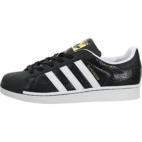 adidas Originals Superstar Reptile J Youth Size 7 Shoes Black/white S76995 | eBay
