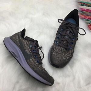 Nike-Air-Zoom-Pegasus-36-Kids-Running-Shoe-Sneaker-US-4-Youth-Gray-AR4149-002