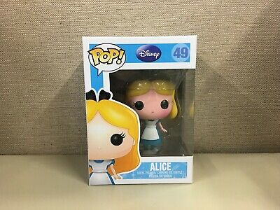 Funko Pop Disney série 5 Alice #49 New in Box Vinyl Figure