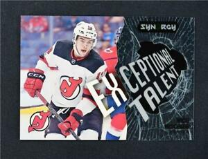2017-18 17-18 UD Upper Deck Synergy Exceptional Talent #ET-37 Nico Hischier