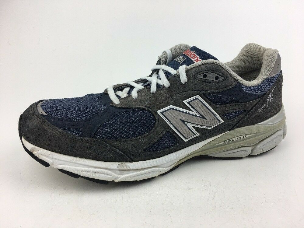 Men's New Balance M990BK4 Running Shoe Size 12.5 D