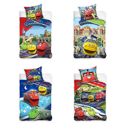 Children Bedding Bed Cover Chuggington - the Locs Are ...