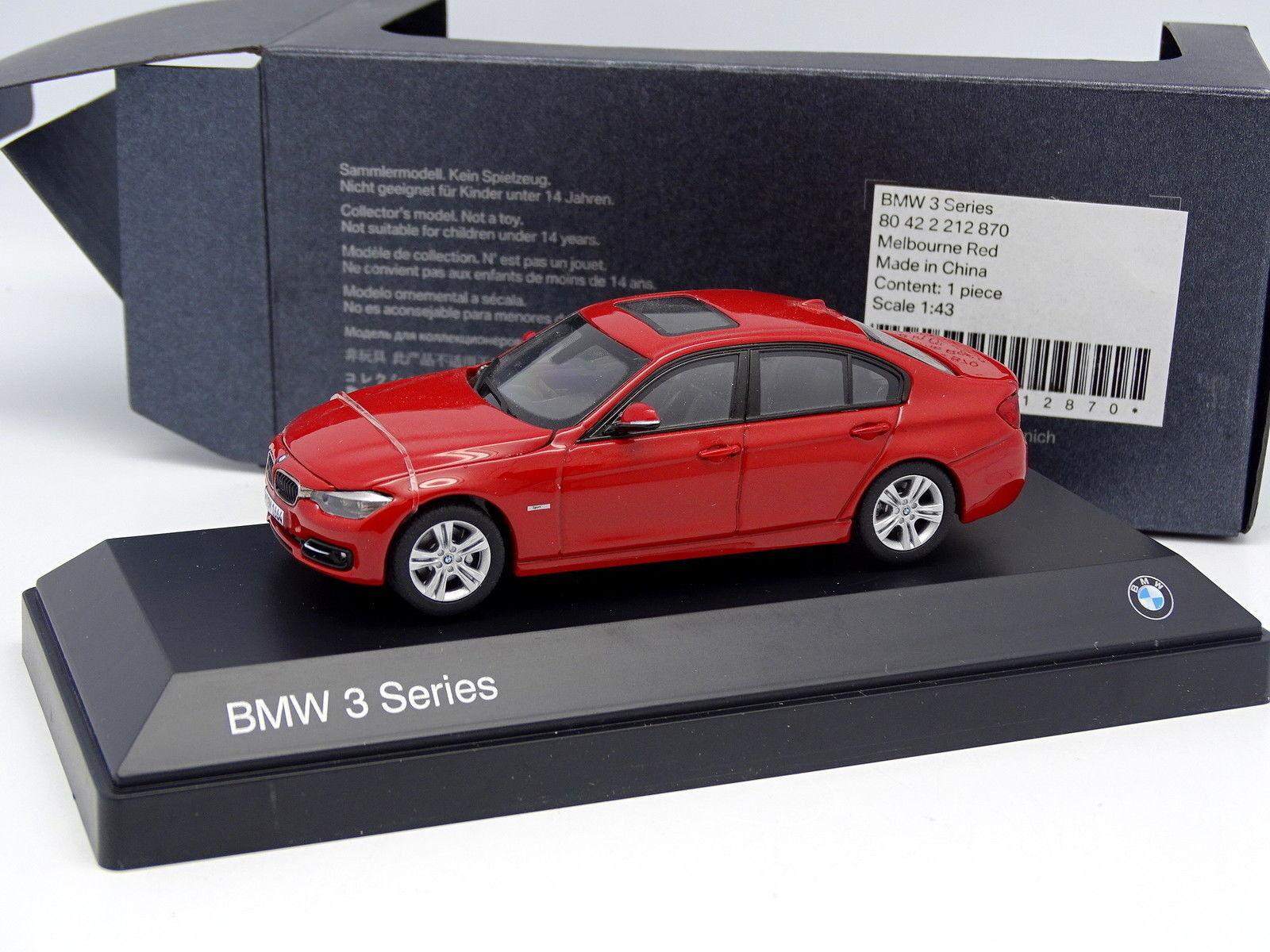 Jadi Paragon 1 43 - BMW Serie 3 F30 Rouge