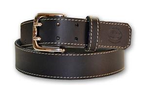 cac91f9f7391 Ceinturon cuir Surpiqué largeur 4cm