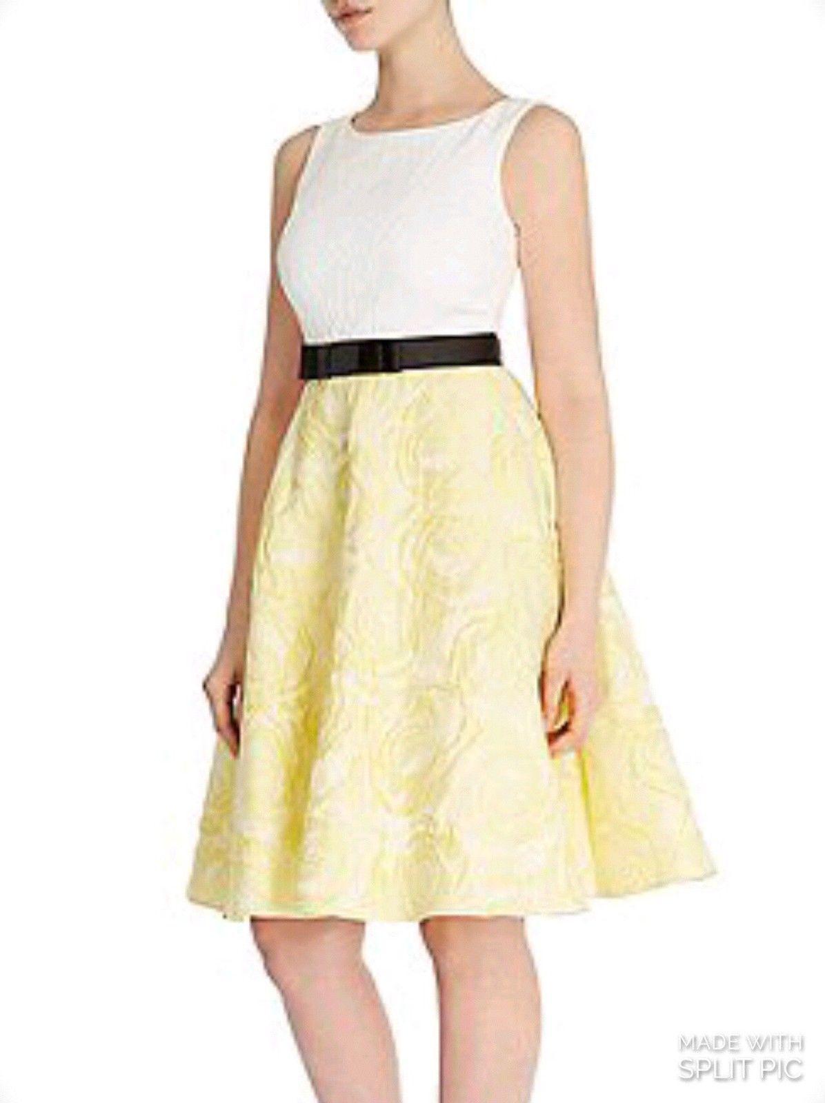 Coast Ayla Jacquard Dress Size BNWT