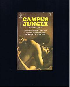 VINTAGE-BEACON-SLEAZE-CAMPUS-JUNGLE-DRUGS-SEX-amp-LIQUOR-OH-MY-UNREAD-COND