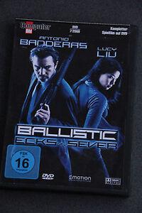 Computer Bild 07/09: Ballistic (Action-Thriller mit Antonio Banderas) - Duisburg, Deutschland - Computer Bild 07/09: Ballistic (Action-Thriller mit Antonio Banderas) - Duisburg, Deutschland