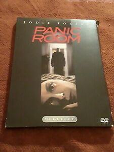 Panic-Room-DVD-2002-The-Superbit-Collection-LIKE-NEW