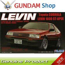 FUJIMI Toyota Corolla Levin 1600 GT-APEX '83 1/24 Inch Up Series No. 09 JAPAN