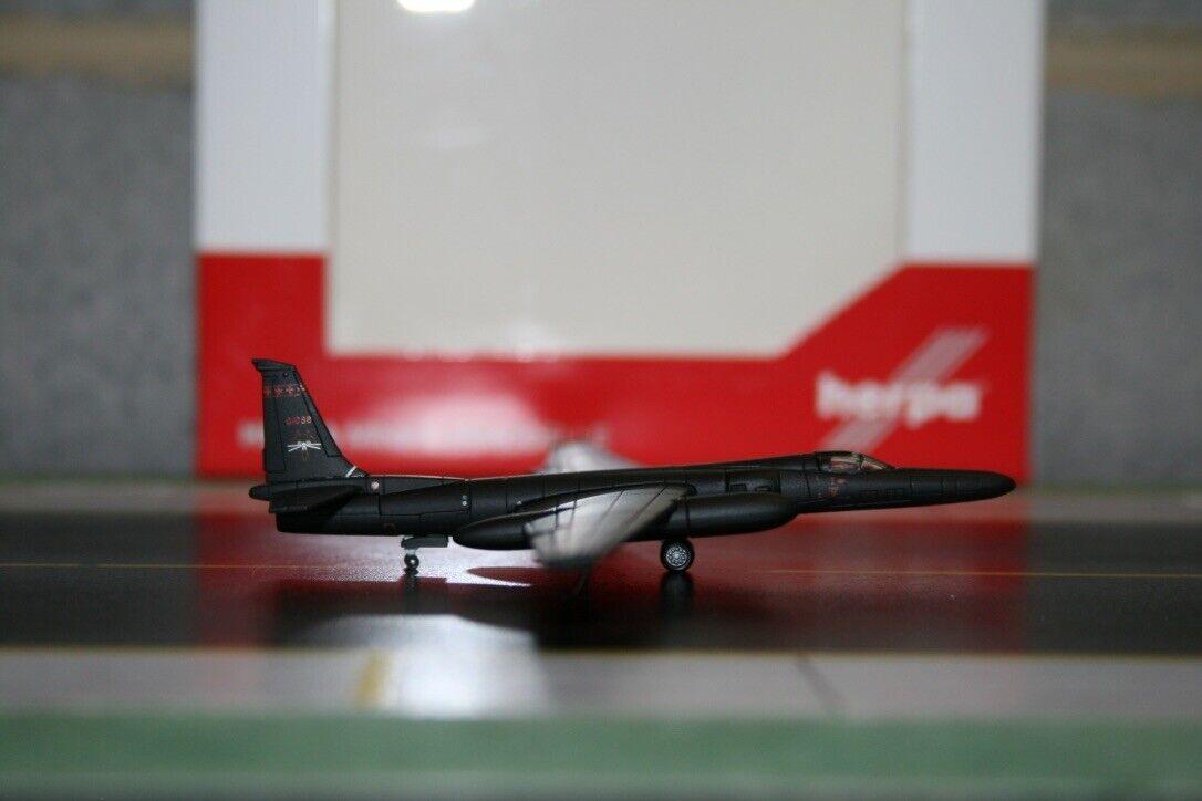 Herpa 1 200 Usaf Lockheed U-2 Dragon Lady 01098 Gatos Negros (559195) modelo de avión