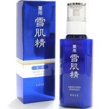 Kose Medicated Sekkisei Emulsion 140ml Moisturizer Japan for