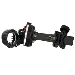 """Axcel Accutouch Carbon Pro Sight Accustat 3 Pin .010"""""""