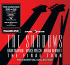 The Final Tour 2cd DVD 0698458030627 The Shadows