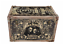 thumbnail 1 - Jack-Daniels-Whisky-Metal-Storage-Chest-Trunk-Case-Retro-Vintage-Large-Tool-Box