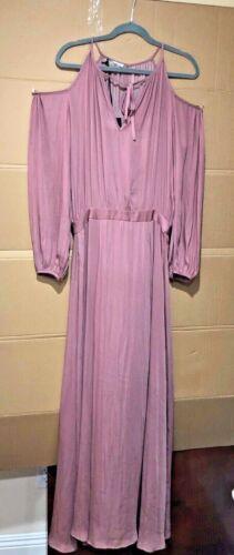 DEVOTION  DUSTY ROSE  Floor Length Dress
