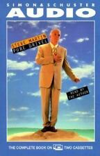 Steve Martin Pure Drivel AUDIO BOOK on 2 Cassettes New! Factory Sealed!