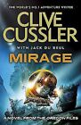 Mirage Oregon Files 9 Book Cussler Clive HB 071815844 X GDN