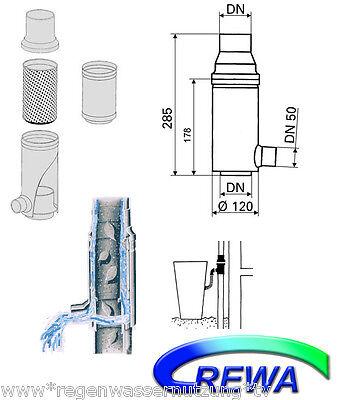 Wasserspeicher & Regentonnen Ernst Wisy Gartenregensammler 0,44mm Maschenweite Mit Oder Ohne Filtereinsatz Wählbar