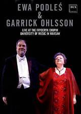 Ewa Podles & Garrick Ohlsson - Live at the Fryderyk Chopin University of Music i