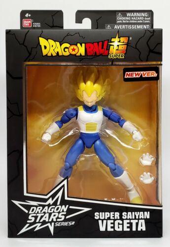 Dragon Ball Super Dragon Stars Wave 15 Super Saiyan Vegata V2 en stock!! BANDAI