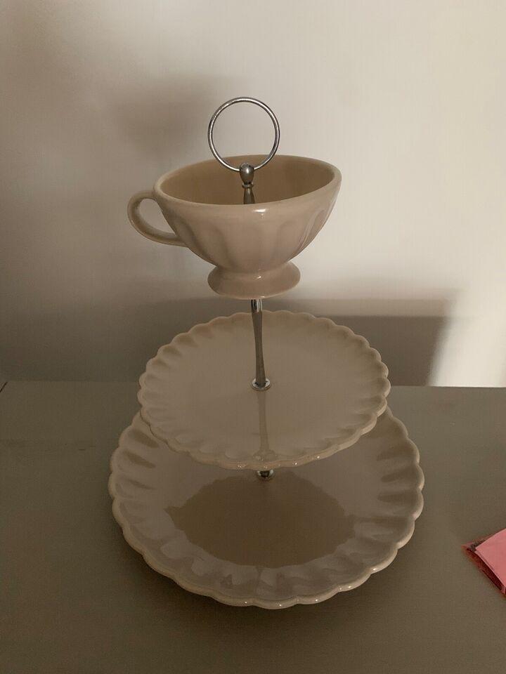 Porcelæn, Etagerne, Mynte
