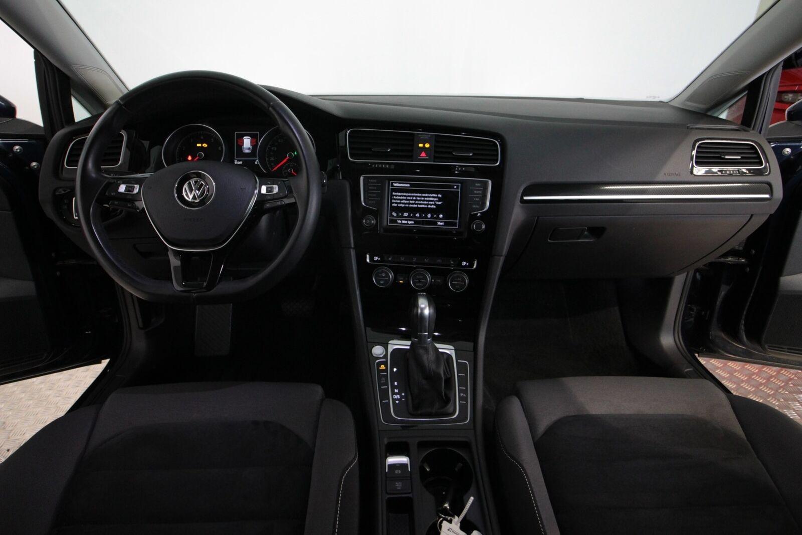 VW Golf VII TSi 150 R-line Variant DSG BMT