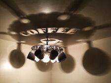 Coffee, Cup Chandelier,gift, Light, Lighting, home decor, coffee decor, kitchen