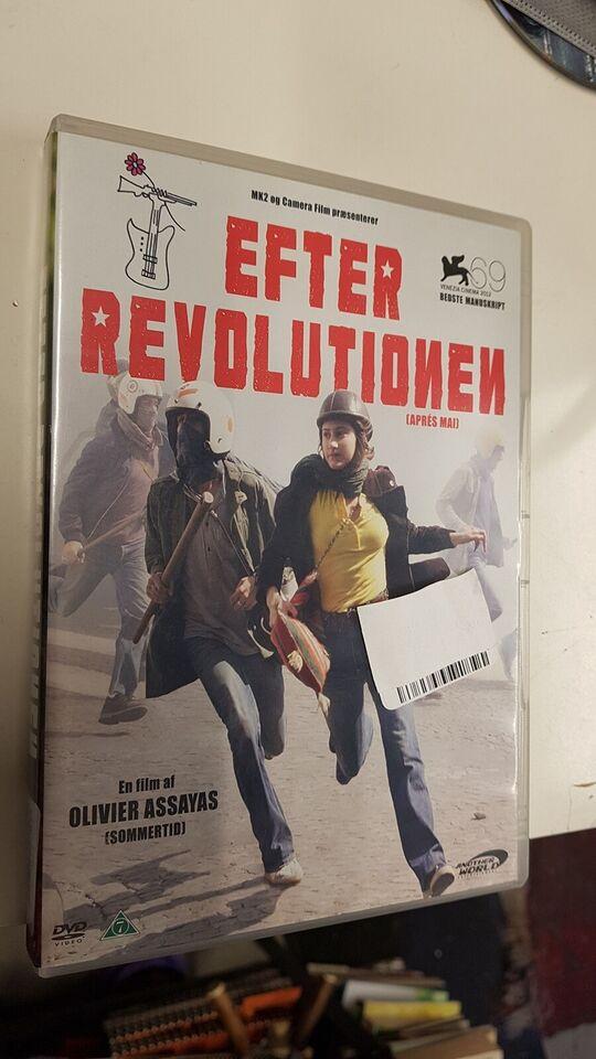 Efter revolutionen, DVD, drama