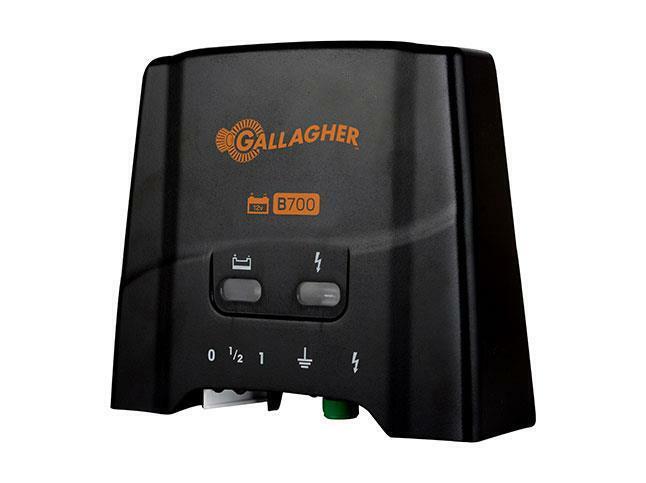 Nuevo Cochegador De Batería Cerca Eléctrica Gallagher  B700   7 Joule 80 Millas 450 Acres  ofrecemos varias marcas famosas