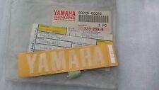 EMBLEM YAMAHA 992250002500 VIRAGO STICKER DECAL