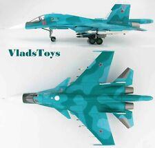 Red 03 Syria 2015 Hobby Master HA6301 Sukhoi Su-34 Fullback Russian AF