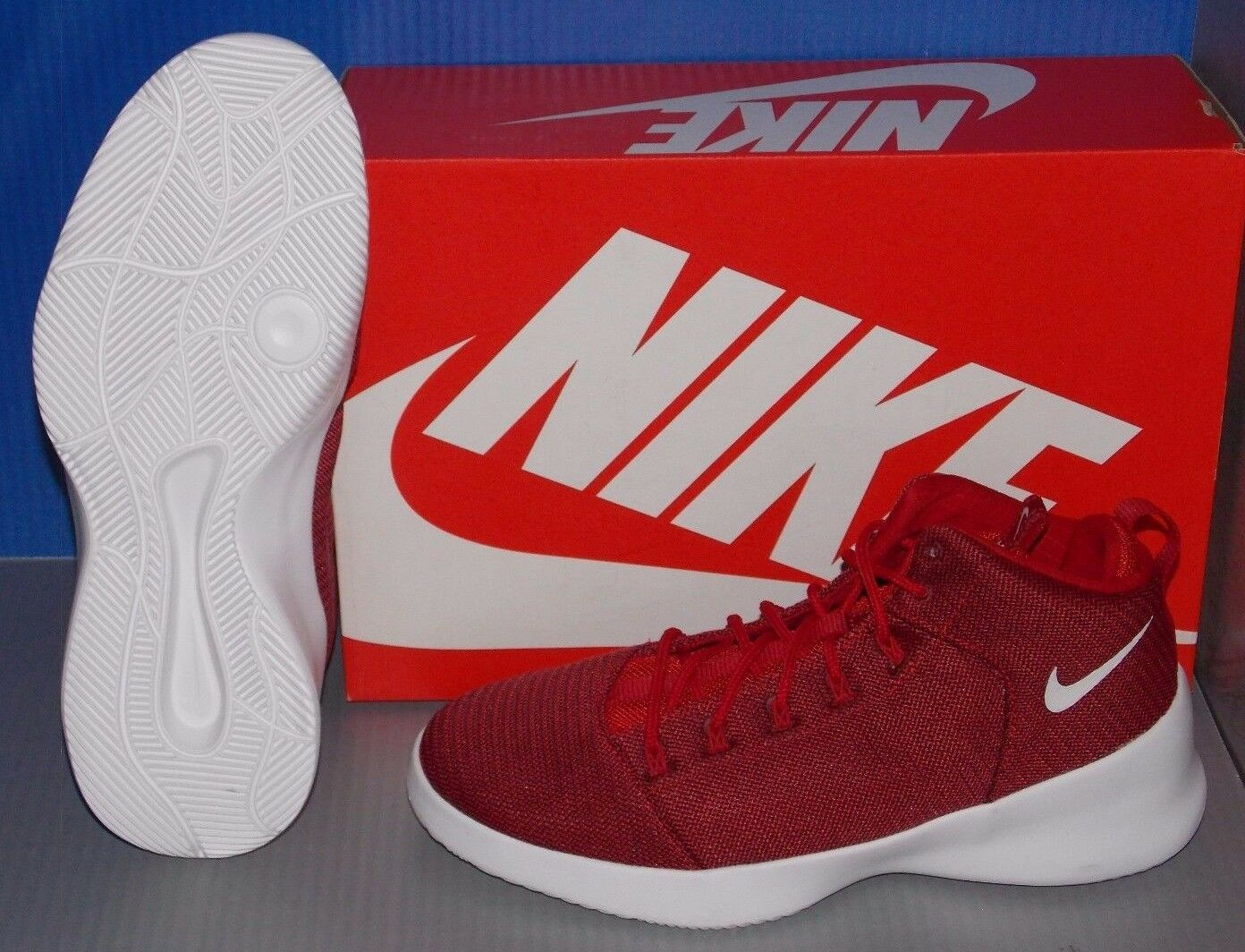 nike hyperfr3sh sommet en couleurs gym rouge / 12 blanc taille 12 / b713a6