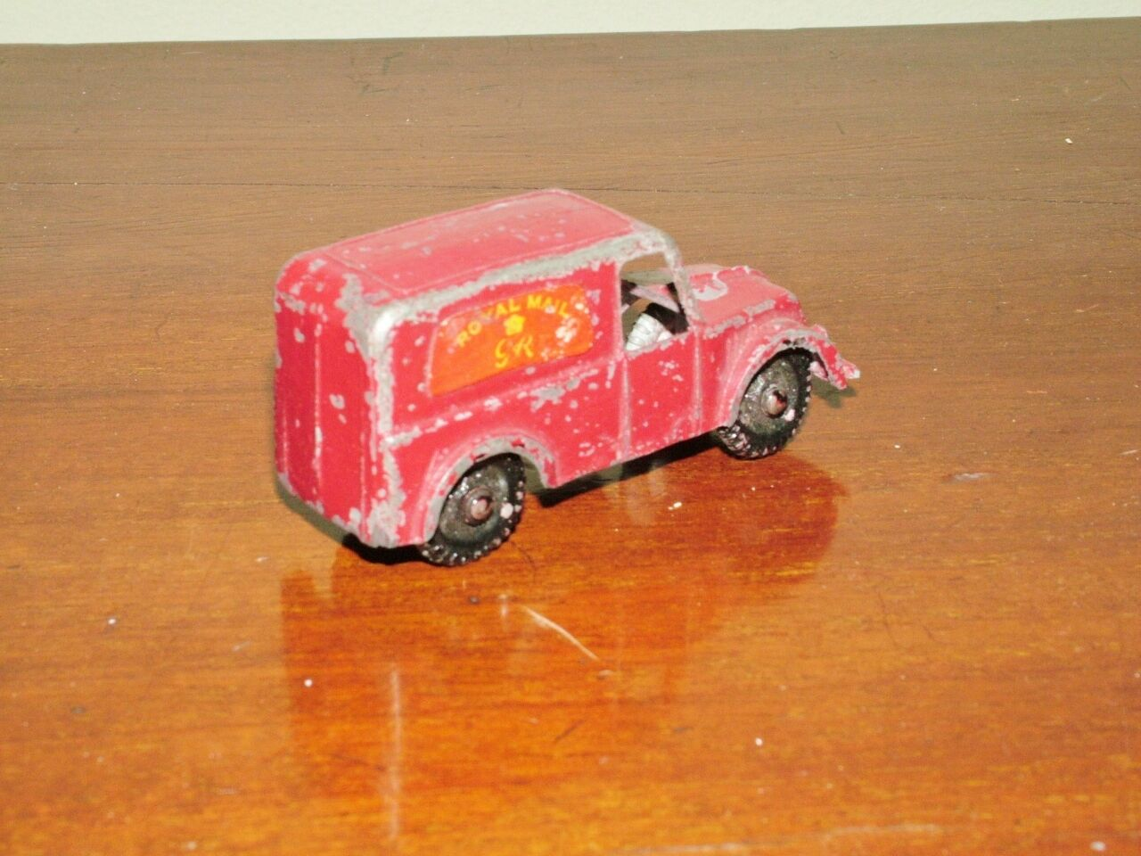 Charbens Royal Mail Delivery Van-Raro Van-Raro Van-Raro 4113b5