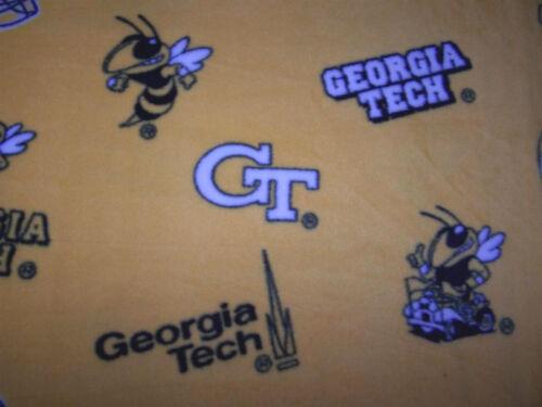 Team Choices NCAA Fleece Fabric Baby Blankets