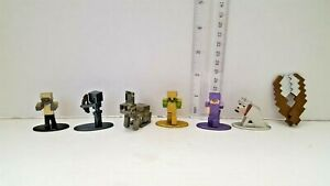 Minecraft-figurine-lot-de-7-cake-topper
