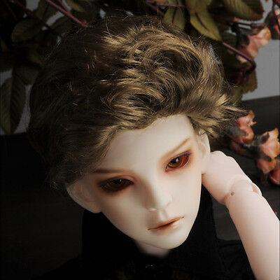 "/"" SG Short Cut Wig 8-9 Dollmore 1//3 BJD dollfie SD wig SD size Blond"