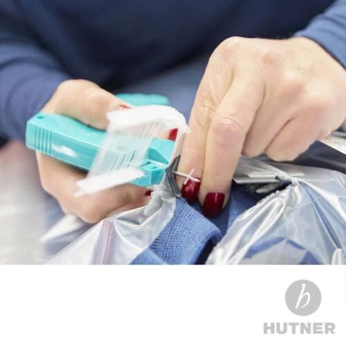 5.000 Plastikfäden 1 Ersatznadel Anheftgerät Anschiesser SET A/&J 90S