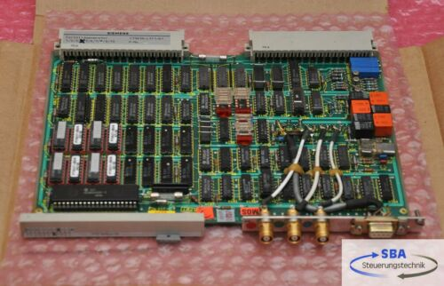 E-04 6DS1 308-8AB Siemens Teleperm M Anschaltbaugruppe Typ 6DS1308-8AB
