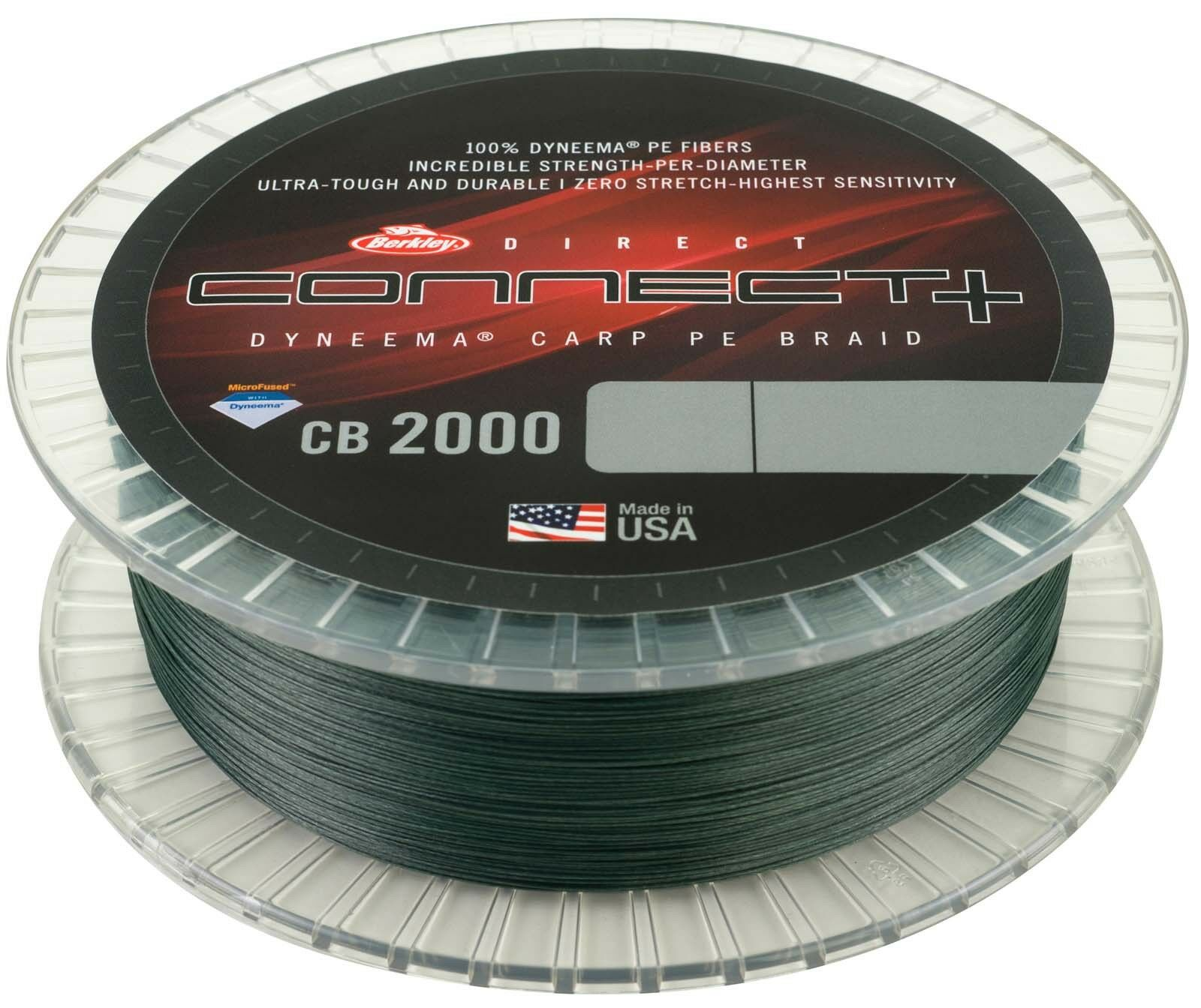 Berkley Connect Easy Casting CB2000 20-100lb Braid Carp Fishing Fishing Fishing Line 900m 06c0ef