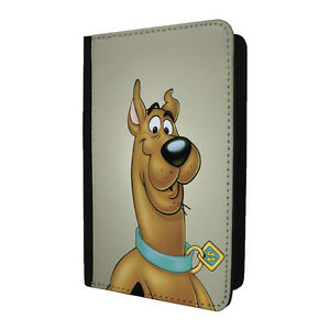 Luggage & Travel Accessories Scooby Doo Cartoon Scooby Doo Luggage Tag &/OR Passport Holder Passport & ID Holders T928